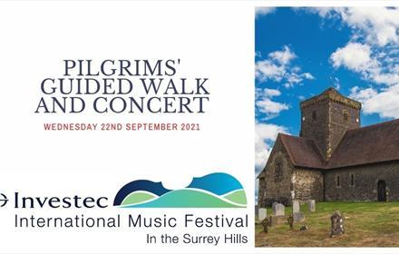 Pilgrims' Guided Walk & Concert