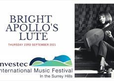 Bright Apollo's Lute