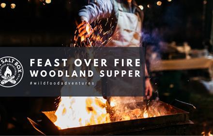 The Salt Box - Woodland Feast Over Fire