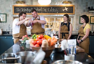 Cookery School at Beaverbrook