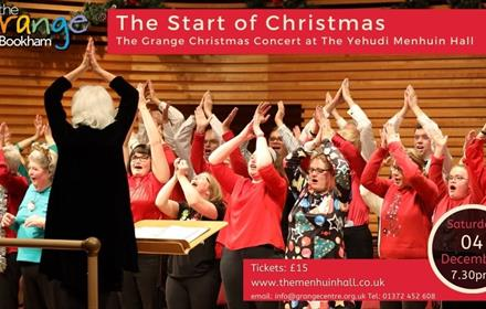The Start of Christmas - Grange Christmas Concert