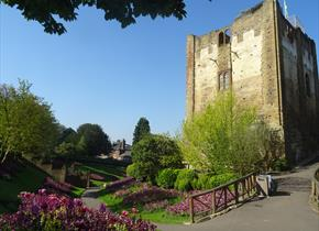 Guildford Castle and Grounds