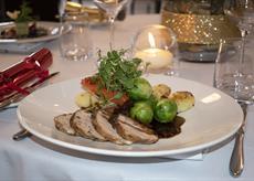 Festive lunch at Oatlands Park Hotel