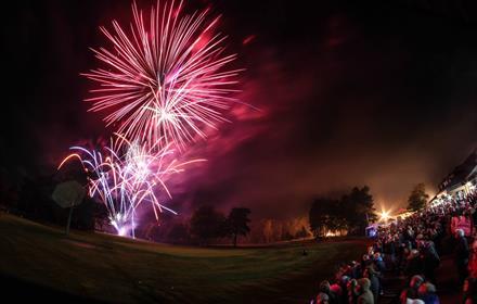 Halloween Fireworks NIght at Pine Ridge Saturday 30th October