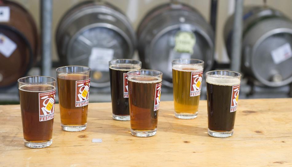 Guildford Beer Festival 2021