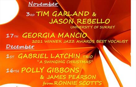 Guildford Jazz Christmas Concert - Polly Gibbons