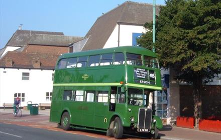 A Journey  Through  Epsom's past - Heritage Open Days