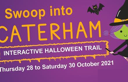 Halloween in Caterham for Visit Surrey