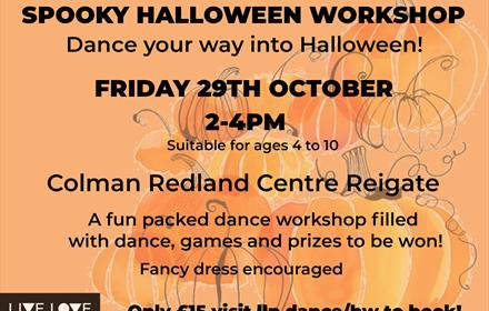Spooky Halloween Workshop