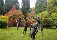 Ramster Garden Autumn Colour