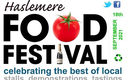 Haslemere Food Festival 2021