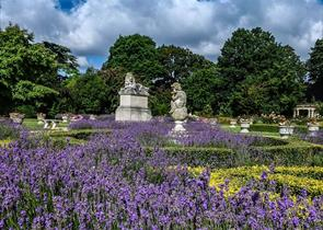 Sunbury Walled Garden, image credit Monica Chard