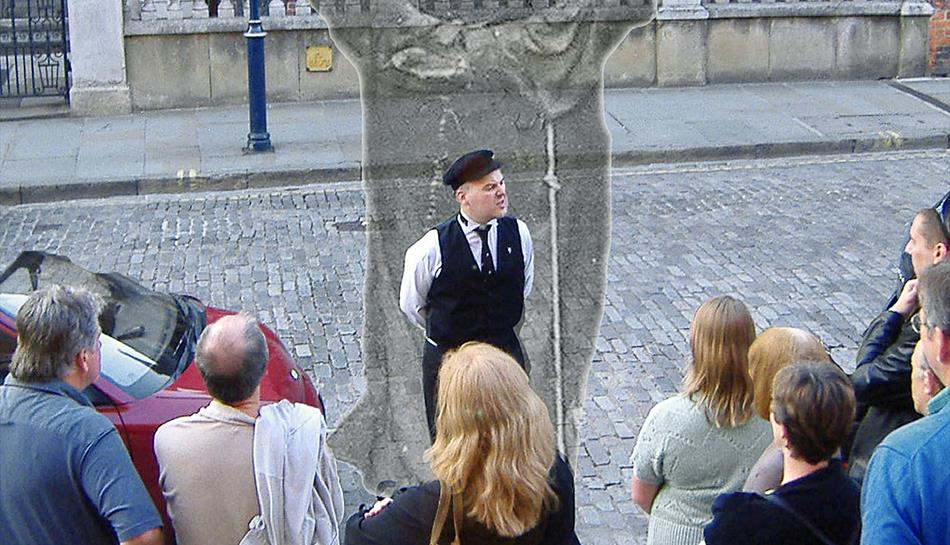 The Ghost Tour of Guildford