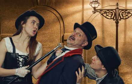 Painshill Outdoor Theatre: The Comedy of Errors