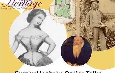 Surrey Heritage Online Talks