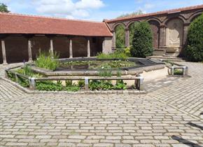 Phillips Memorial Park and Cloister, Godalming