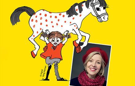 Meet Astrid Lindgren's Pippi Longstocking