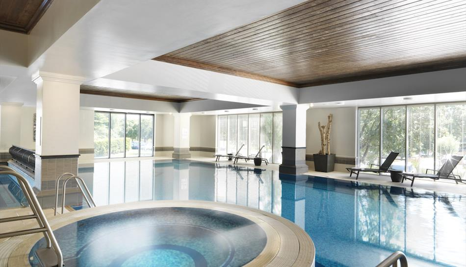 Spa at the the Runnymede on Thames