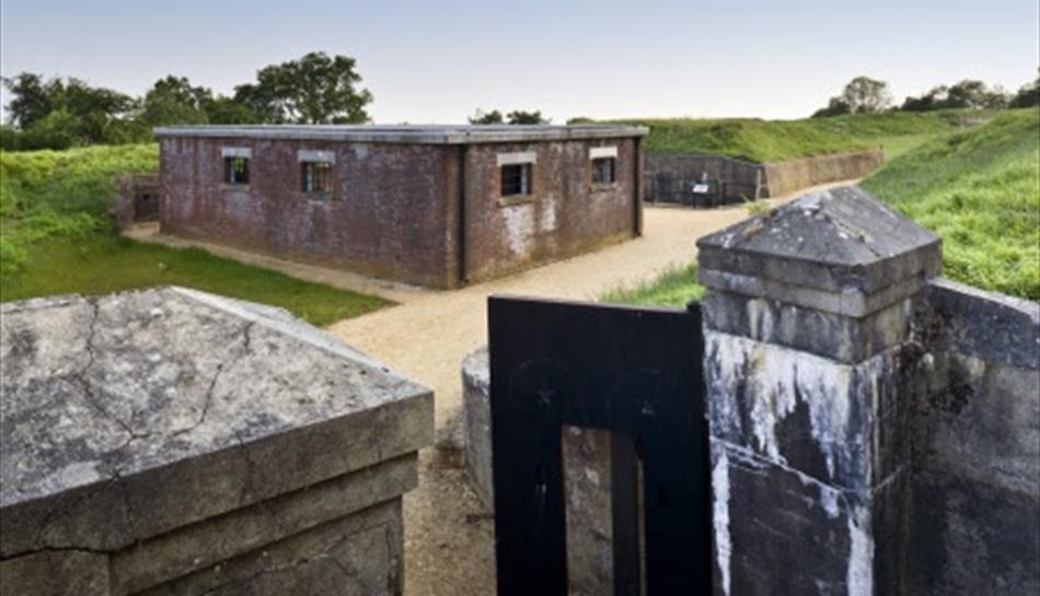 Reigate Fort