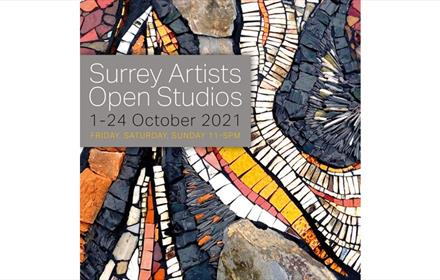 Surrey Artists Open Studios Autumn Event