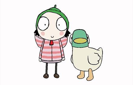Sarah and Duck's Big Top Birthday
