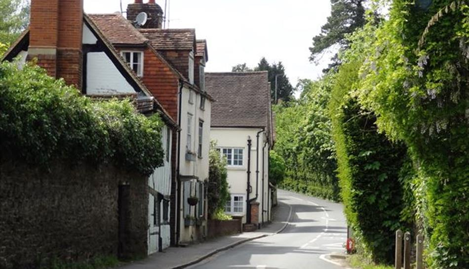 Shere Village