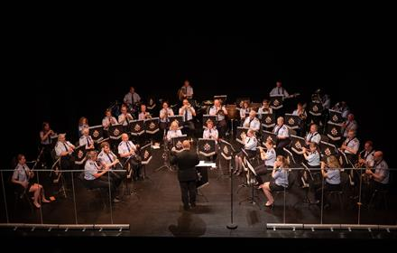 Surrey Police Band presents their annual Christmas Concerts (matinée & evening)