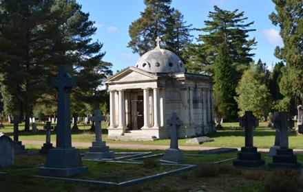 The Columbaria at Brookwood Cemetery, Woking, Surrey