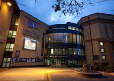 The New Victoria Theatre, Woking