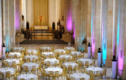 Private Hire: Guildford Cathedral