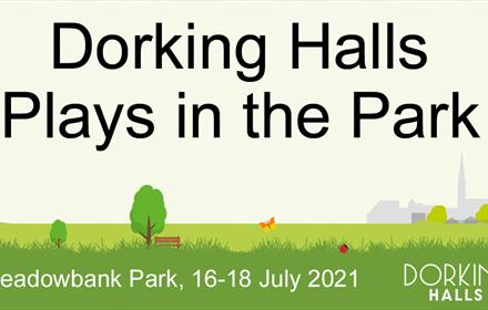 Dorking Halls Plays in the Park
