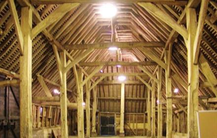 Wanborough Barn