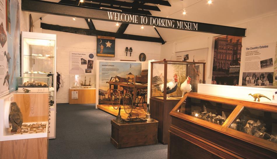 Dorking Museum