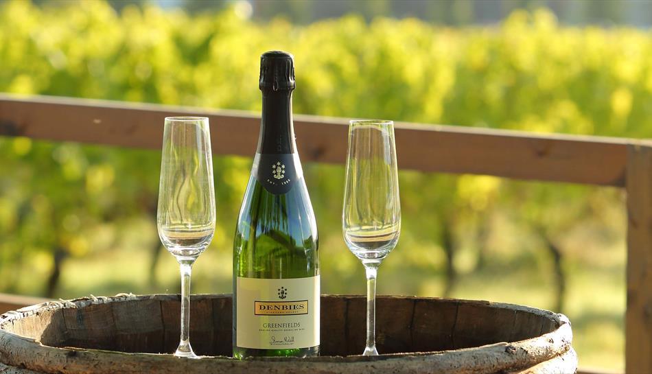 Seasonal Tasting Experience at Denbies Wine Estate