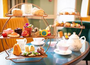 """Afternoon Tea at """"144 On The Hill"""""""