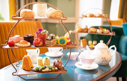 "Afternoon Tea at ""144 On The Hill"""
