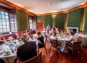 Launch event in the Albemarle Suite Hampton Court Palace