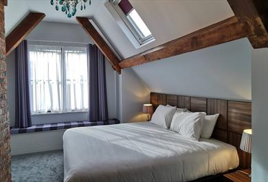 Bedroom at Stanhill Court Hotel