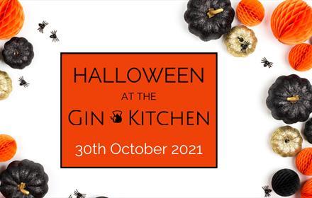Halloween Event 2021 Gin Kitchen in Surrey