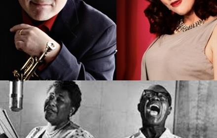 Jazz at the Ivy Room: Salute to Ella & Louis