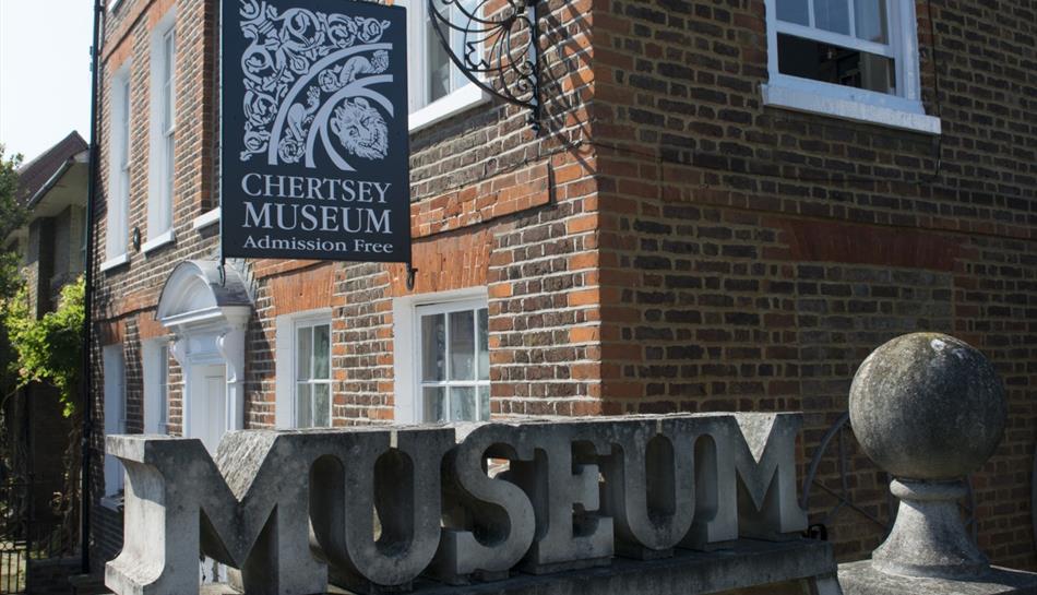 Chertsey Museum.