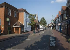 Egham High Street