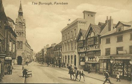 Farnham Heritage Open Days