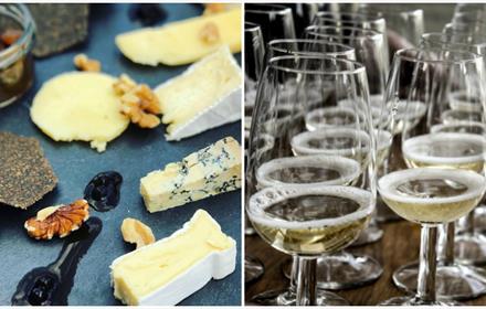 English Wine & Cheese Tasting