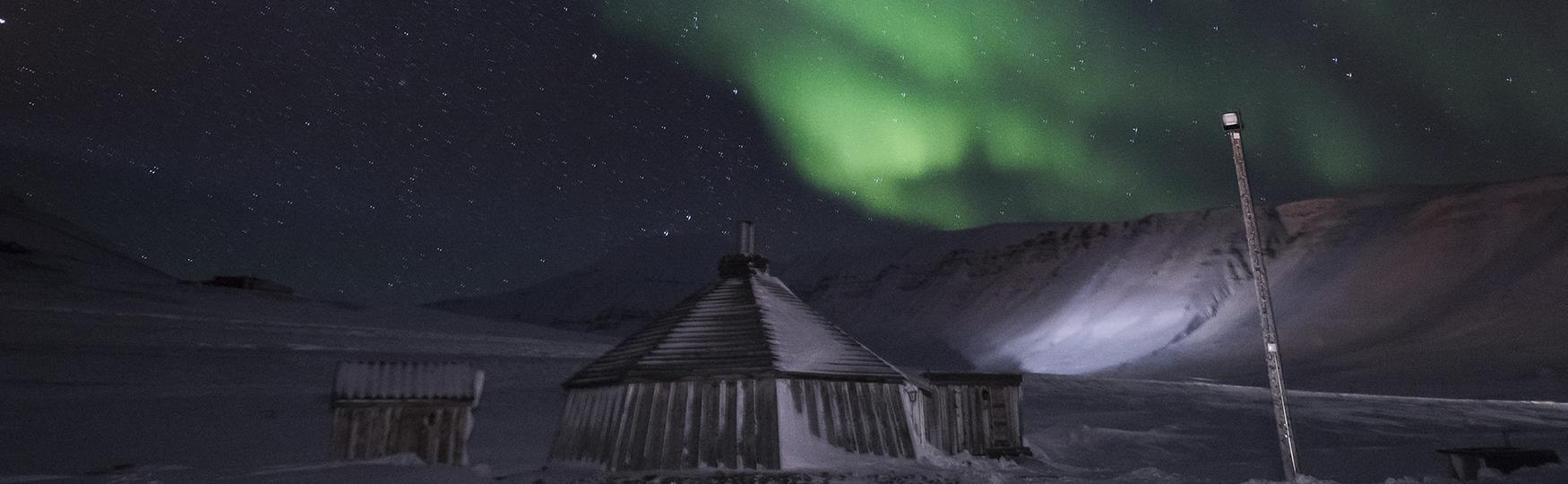Mysterious Aurora Borealis