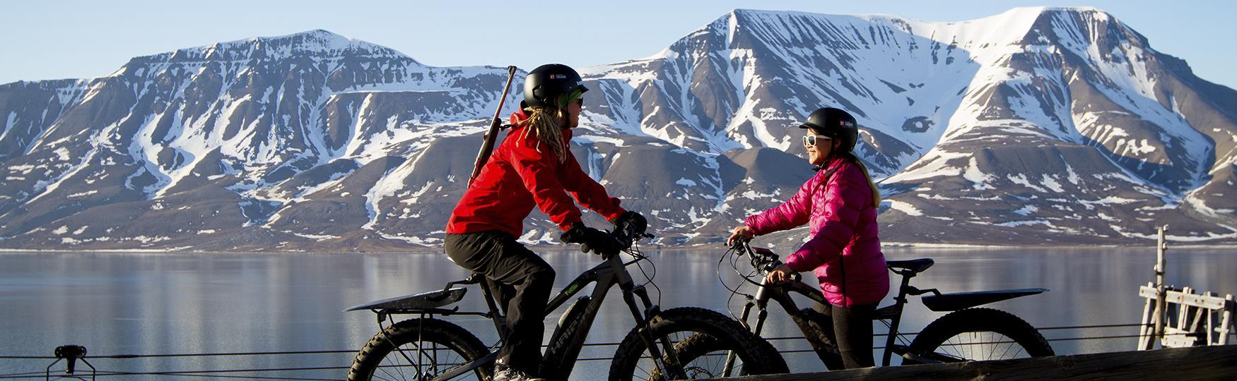 Smile more, ride a bike!