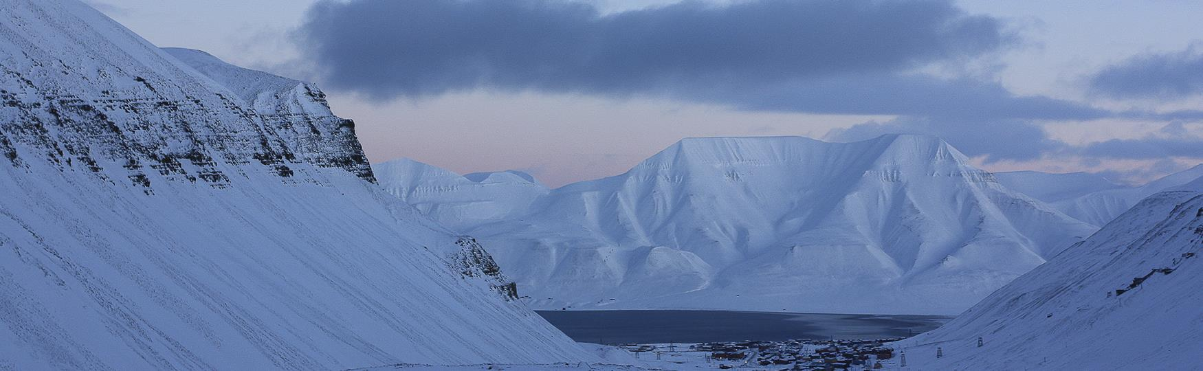 Svalbard destinations