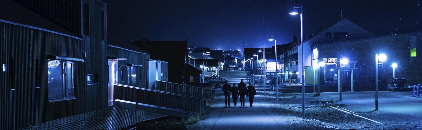 Hoteller på Svalbard