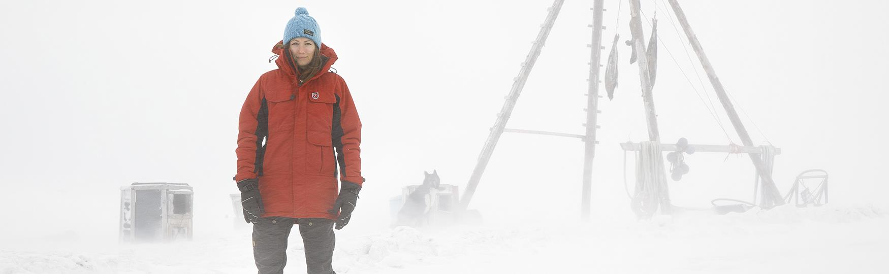 How to dress in Svalbard