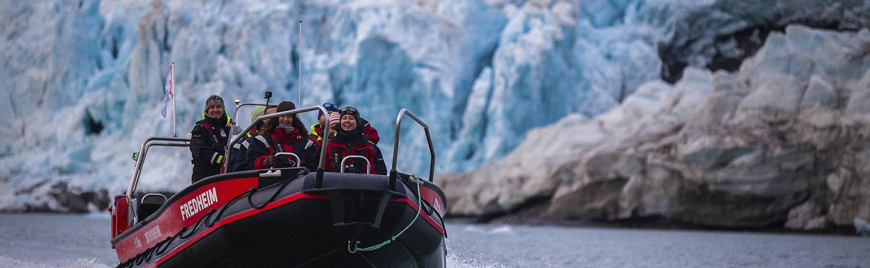 Nyt polarsommeren på havet